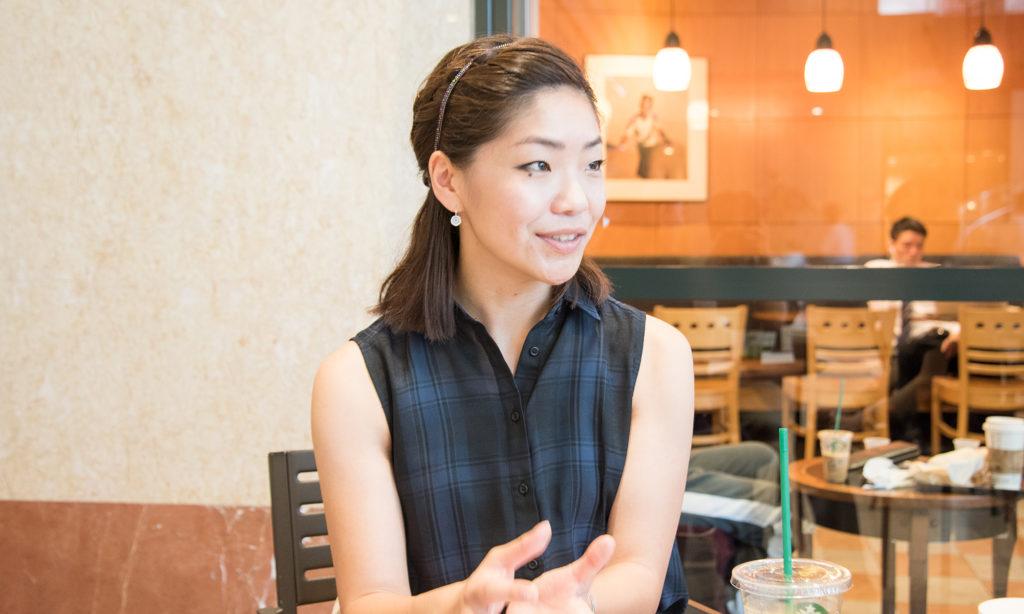 写真:対談デザインとビジネス~デンマーク出身女性起業家が語る~