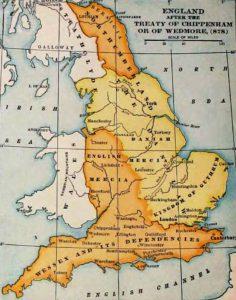 写真:古英語を育んだ大陸